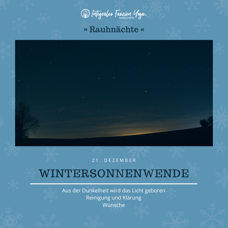 Winter-Sonnwend Mini-Ritual