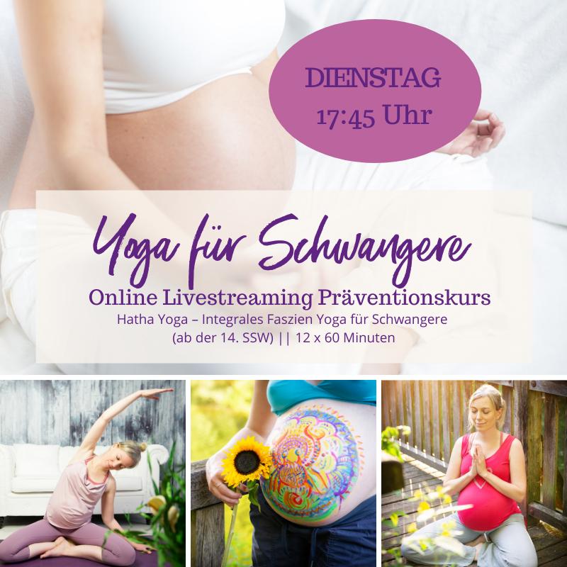 IFYO PRÄ-PARTAL-1 – Integrales Faszien Yoga für Schwangere