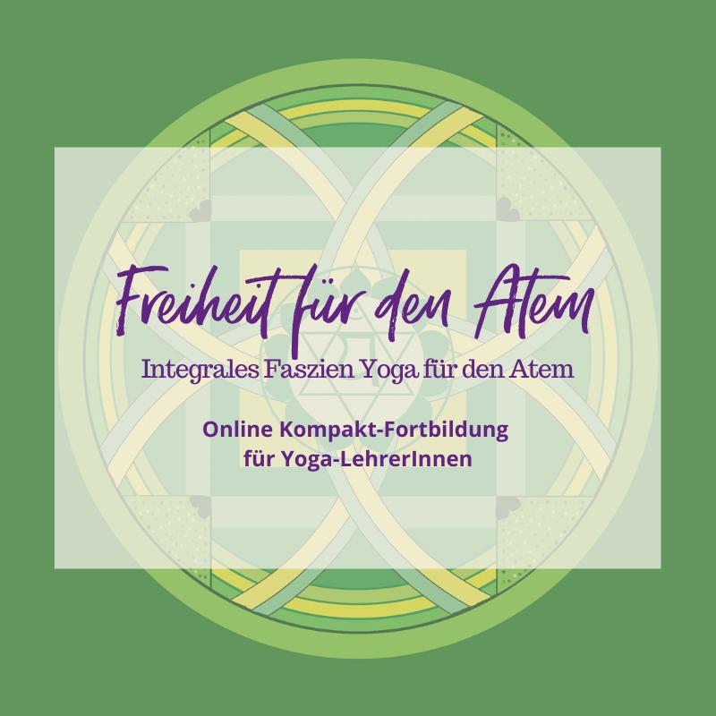 Fokus-Workshop: Integrales Faszien Yoga für den Atem