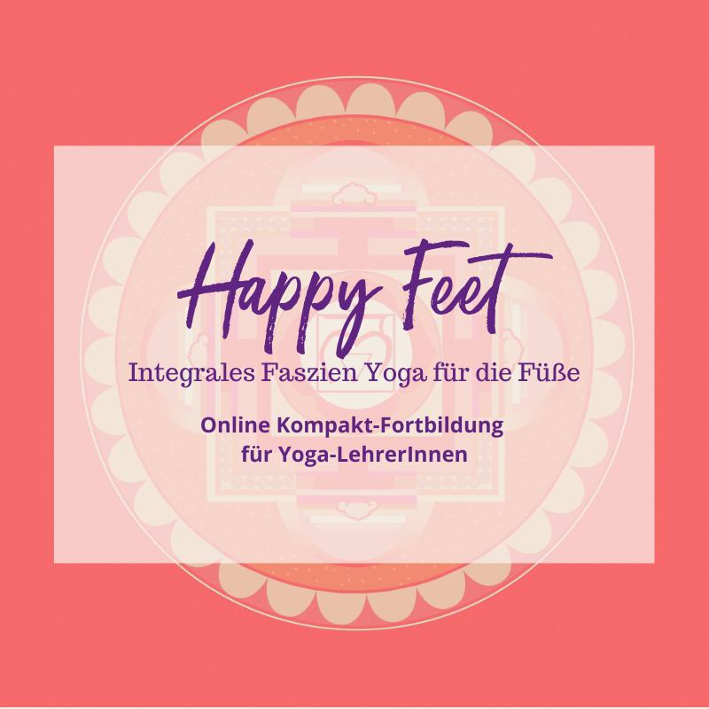 Fokus-Workshop: Integrales Faszien Yoga für die Füße