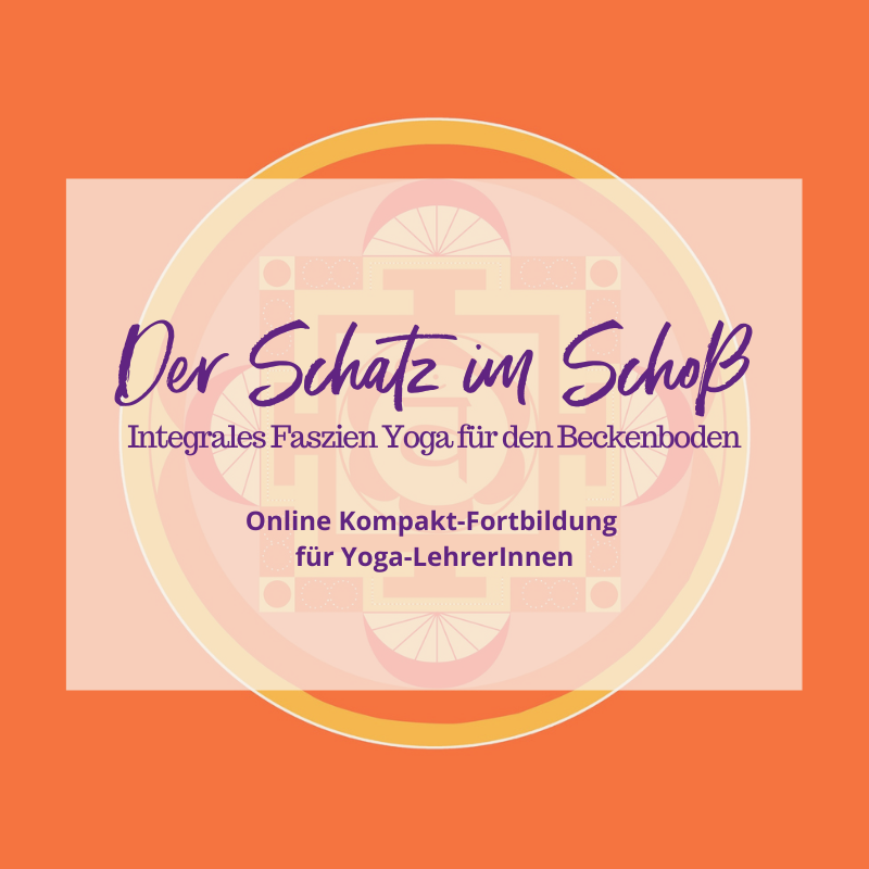 Fokus-Workshop: Integrales Faszien Yoga für den Beckenboden