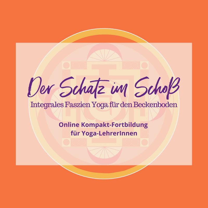 Fokus-Workshop: Integrales Faszien Yoga für den Beckenboden